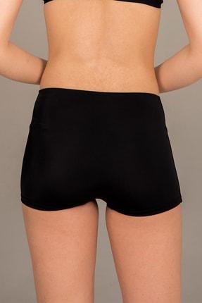 Behills Siyah Basic Boxer Bikini Altı 2