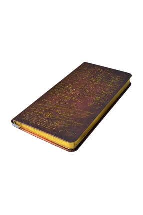 VOX Not Defteri 9x17,2 Cm Ivory Kağıt - Kalem Hediyeli (1022l) 2