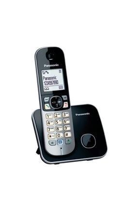 Panasonic Dect Telefon Kx-tg6811 Siyah 0