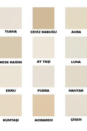 Fawori Silikonlu Ipek Iç Cephe Duvar Boyası 15 Lt Renk:mantar 1