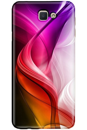 Turkiyecepaksesuar Samsung Galaxy J5 Prime Kılıf Silikon Baskılı Desenli Arka Kapak 0