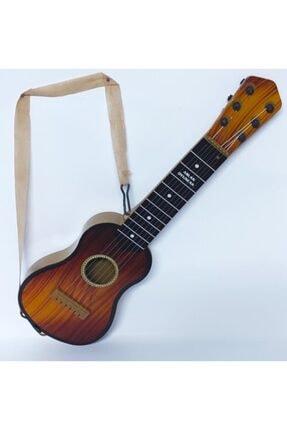 Brother Toys Kahverengi Oyuncak İspanyol Gitar 6 Telli 1