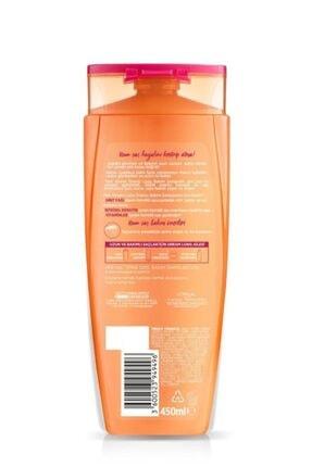 Elseve Dream Long Onarıcı Bakım Şampuan 450ml & Dream Long Buhar Maskesi 4