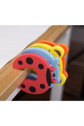 Bidolustore Çocuk Koruyucu Kapı Stoperi 4 Lü Set 0
