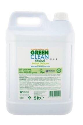 Green Clean 5000ml Organik Elde Bulaşık Deterjanı 0