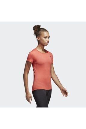 adidas Kadın Freelift Prime Koşu Tshirt Cf4529 3