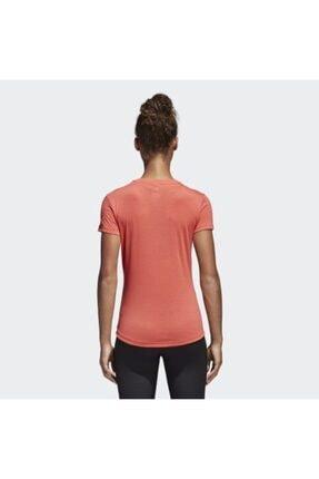 adidas Kadın Freelift Prime Koşu Tshirt Cf4529 4