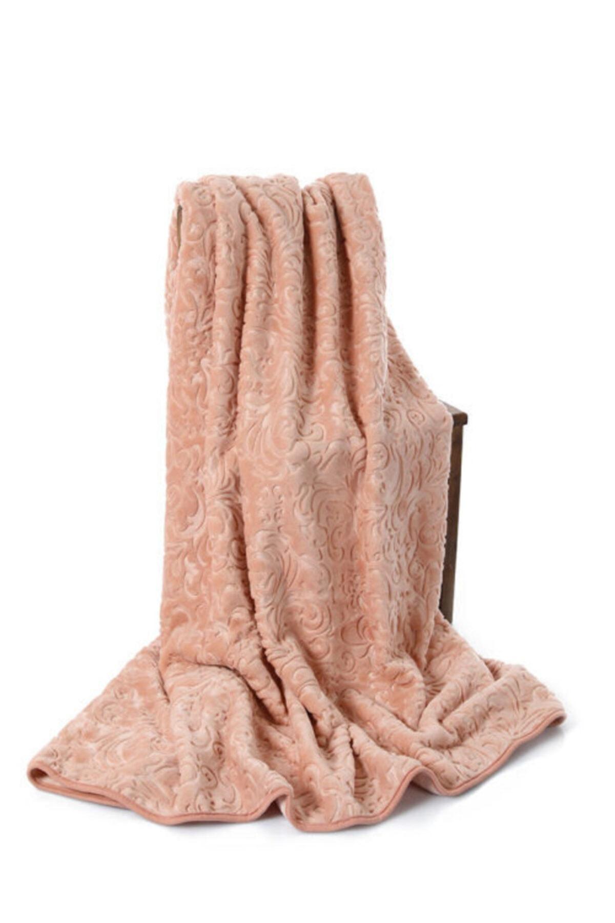 Özdilek Battaniye Çift Kişilik Trendy Güldefne 220x240