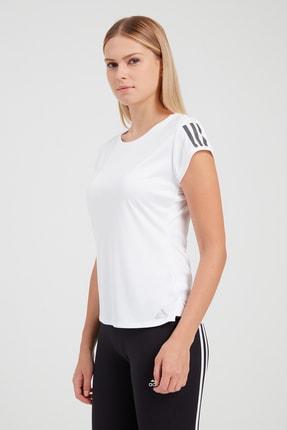 adidas CLUB 3 STR TEE Beyaz Kadın T-Shirt 101069106 1