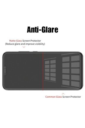 GALIO Huawei Mate 20 Lite Mat Ekran Koruyucu Full Seramik Ve Kırılmaz 3