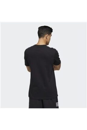 adidas M E TPE T Siyah Erkek T-Shirt 101118222 1