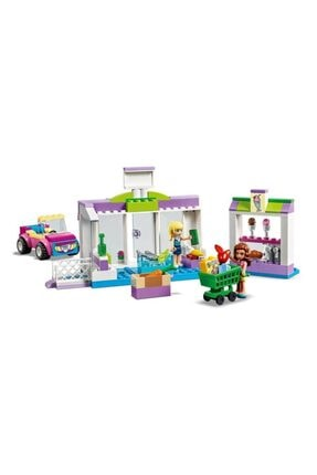 LEGO Heartlake Süpermarketi Friends 140 Pcs +4 Yaş Lgf41362 2