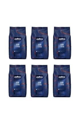 LavAzza Espresso Crema E Aroma Çekirdek Kahve 6 Adet (6kg) 0