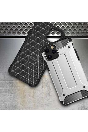 BizimGross Apple Iphone 12 Pro (6.1 Inç) Zırh Tank Tam Koruma Kılıf 3