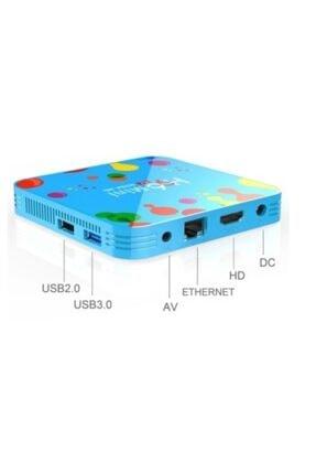 exmor H96 Mini Smart Tv Box 6k 4gb Ram/32gb Rom Android 9.0 2
