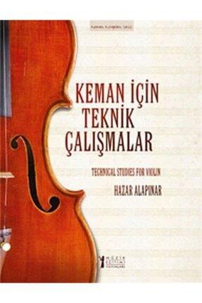 Müzik Eğitimi Yayınları Keman Için Teknik Çalışmalar 0