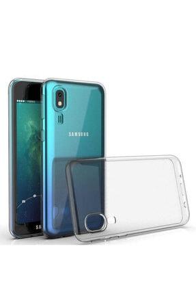 ankacep Galaxy A2 Core Kılıf Süper Silikon Ultra Ince Kapak 1