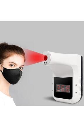 JUNGLEE Temassız Ateş Ölçer Okul Cafe Restoran Toplu Taşıma Fabrika Için Otomatik Dijital Termometre Hgb02 0