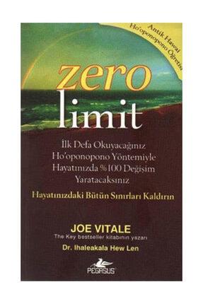 Pegasus Yayınları Zero Limit: Antik Hawai Ho'oponopono Öğretisi - Joe Vitale 0