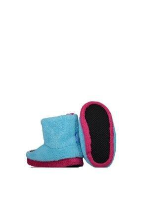 Frozen Mavi - Fuşya Kız Çocuk Ev Çizmesi 92026 1