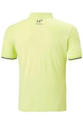 Helly Hansen Erkek Sarı T-Shirt 3