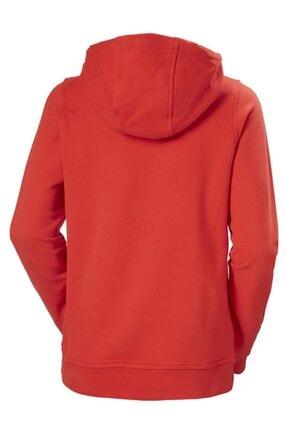 Helly Hansen Kadın Kırmızı Spor Sweatshirt 3