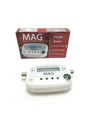 MAG 6300 Lcd Ekranlı Pusulalı Dijital Uydu Bulucu Ue15 2