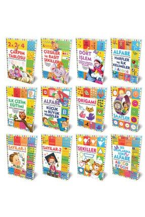 Halk Kitabevi Etkinlik Kitapları 12 Kitap 0