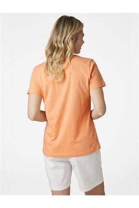 Helly Hansen Kadın Turuncu T-Shirt 2