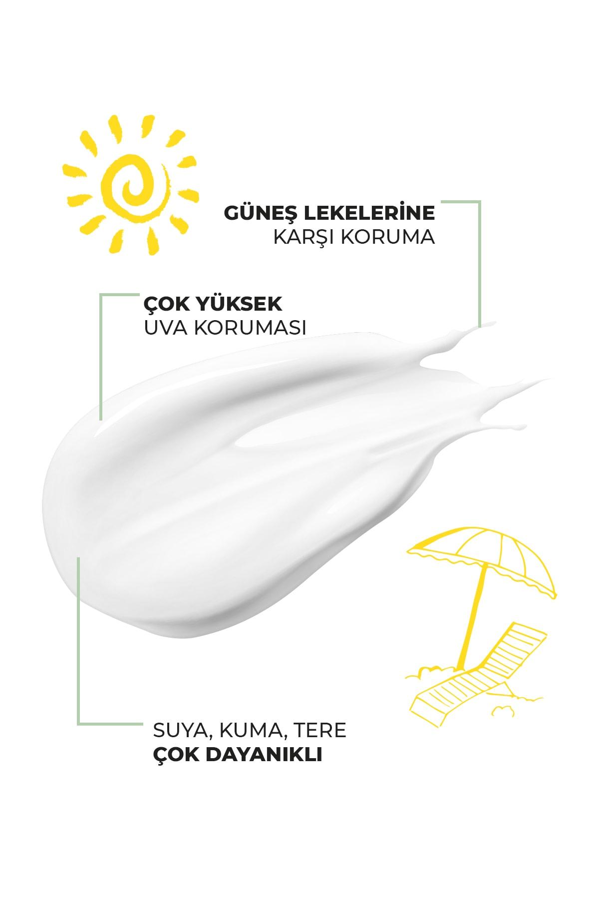Sinoz Leke Karşıtı Güneş Kremi SPF 50+ (50ml)