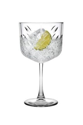 Paşabahçe Timeless 4'lü Kokteyl & Su Meşrubat Bardağı 440237 1