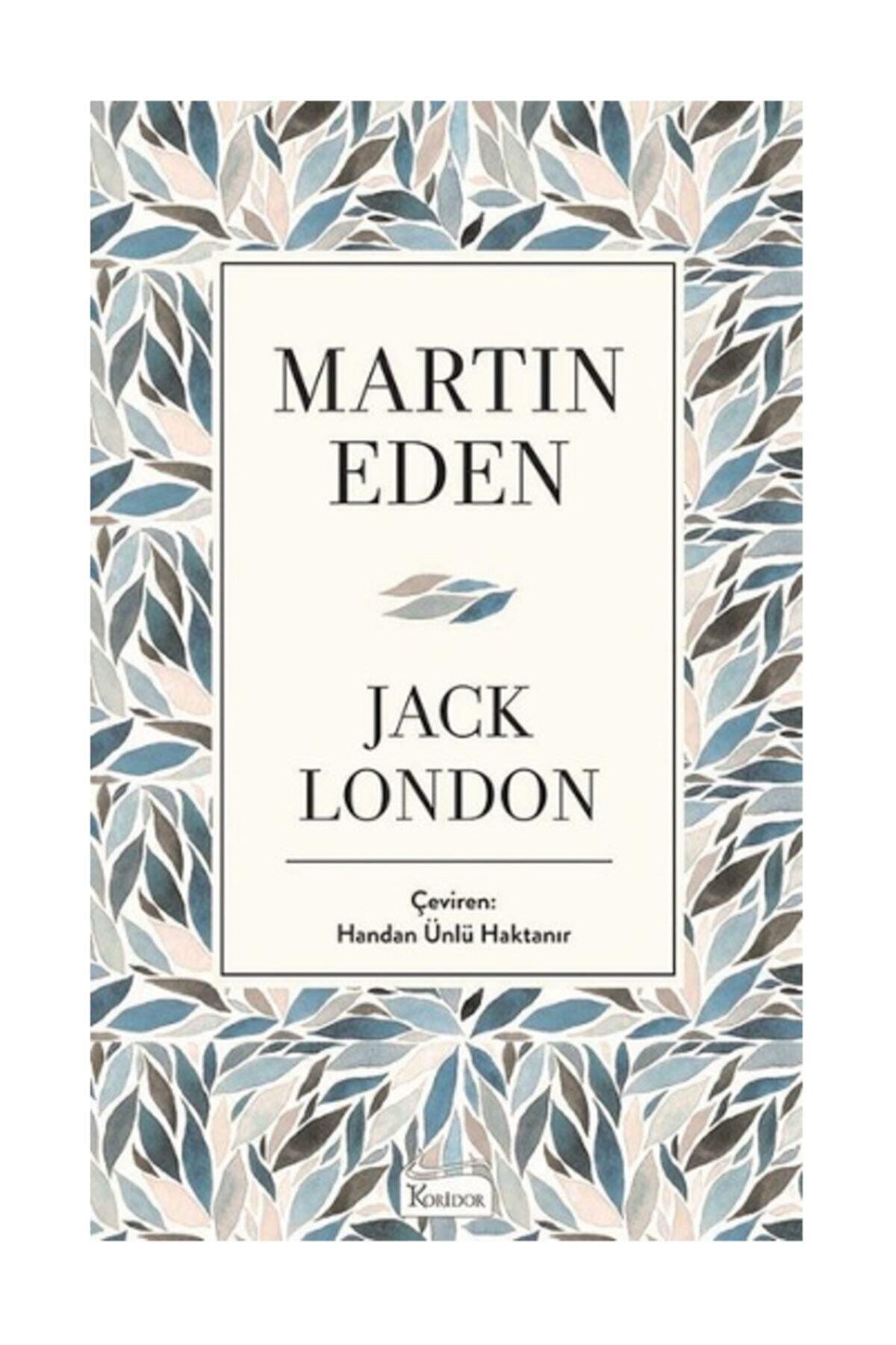 Martin Eden(Bez Ciltli) - Jack London -