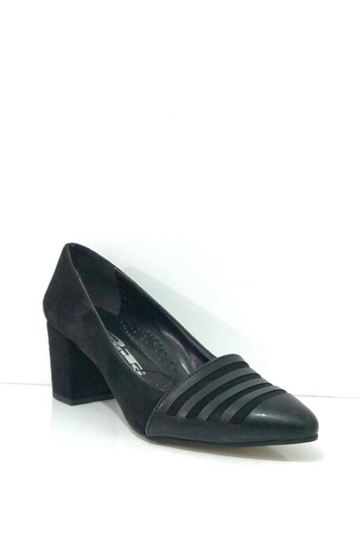 PUNTO Kadın Topuklu Ayakkabı 386019