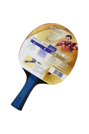 BUTTERFLY Timo Boll Gold Masa Tenisi Raketi 4