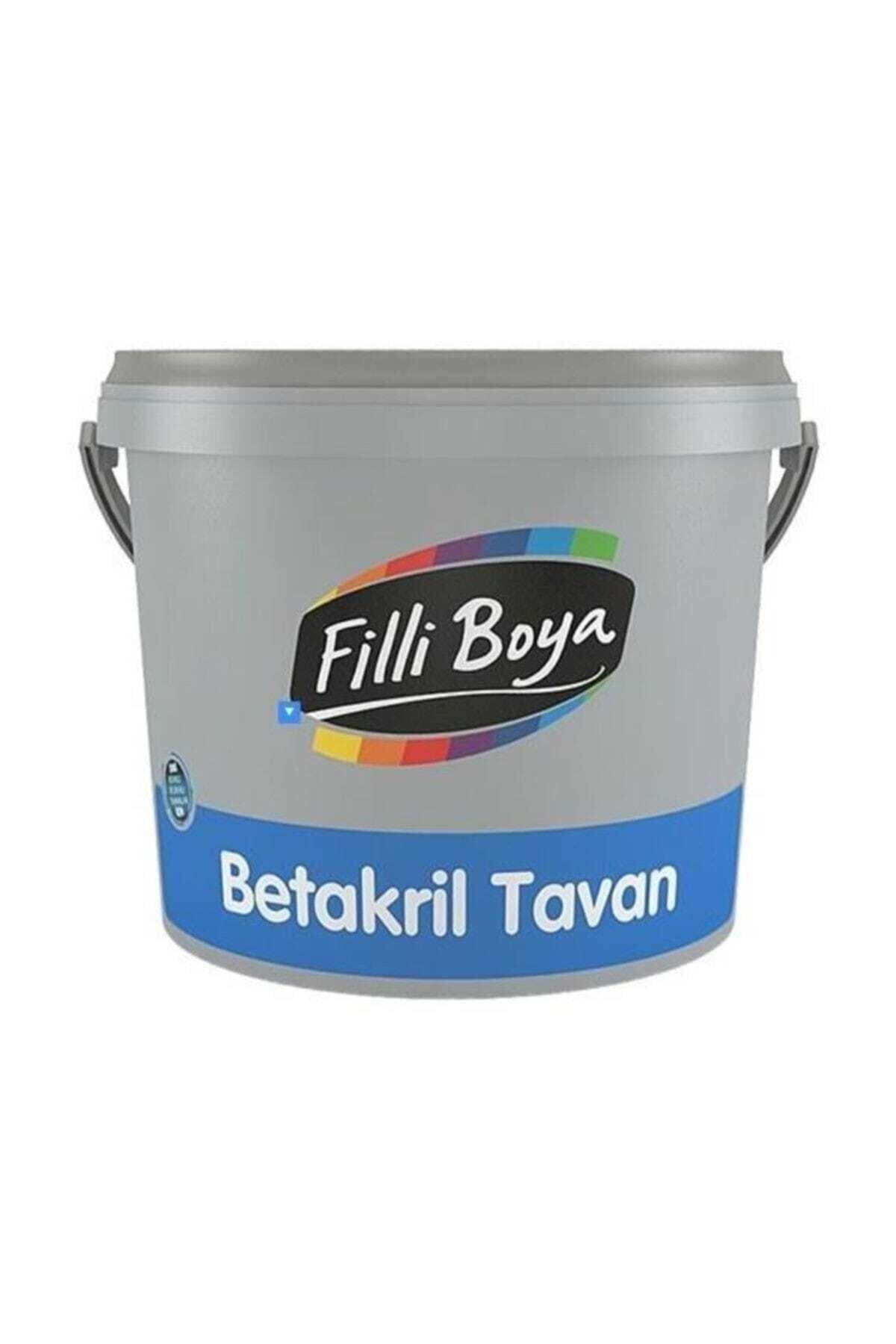 Beyaz Betakril Tavan Boyası 17.5 Kg