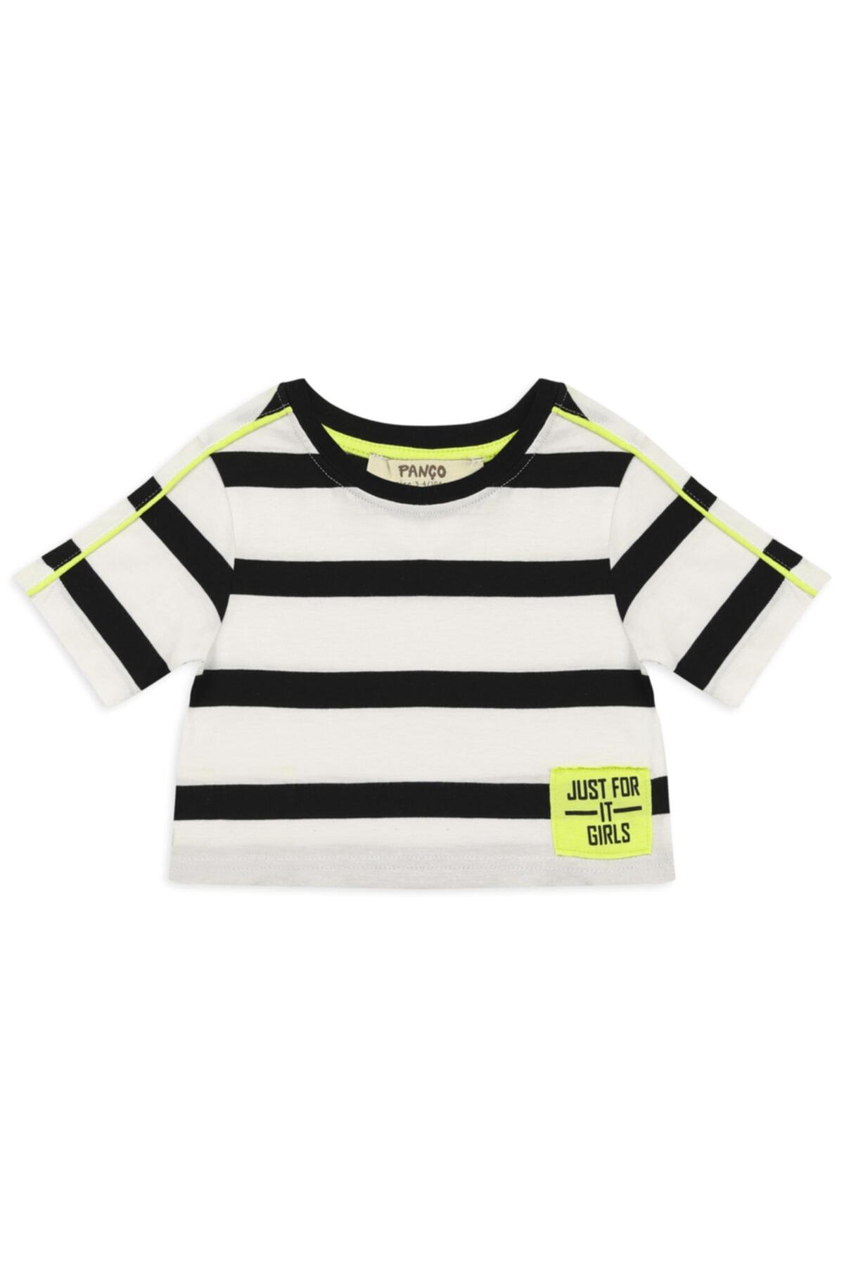 Kız Çocuk Kırmızı T-shirt 2111gk05003