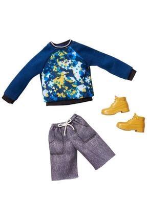 Barbie Kenin Son Moda Kıyafetleri FYW83-GHX53 0