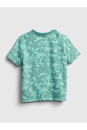 GAP Kısa Kollu Desenli T-shirt 1