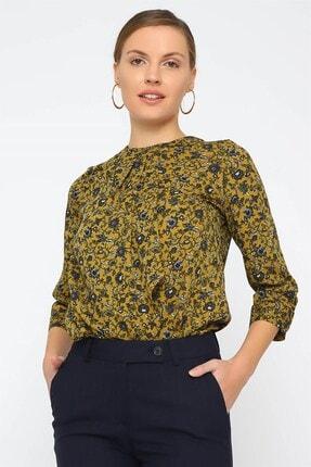 Chima Önü Pilili Bluz 1