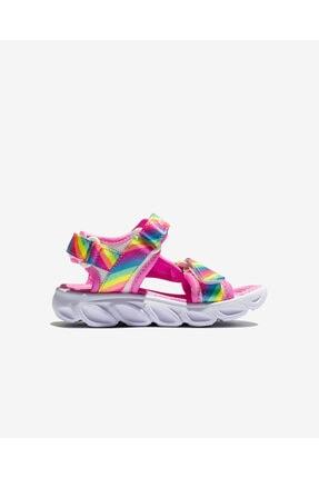 Skechers Küçük Kız Çocuk Çoklu Sandalet 2