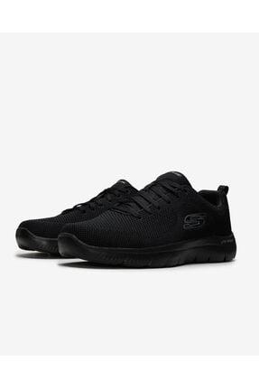 Skechers Erkek Siyah Spor Ayakkabı 2