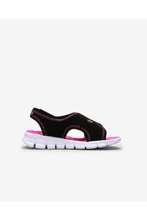 Skechers Küçük Kız Çocuk Siyah Sandalet 1