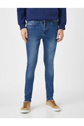 Koton Erkek Jeans Super Skınny Fıt Justın 2
