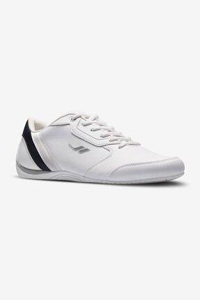 Lescon Journey 3 Beyaz Erkek Sneaker Ayakkabı 4