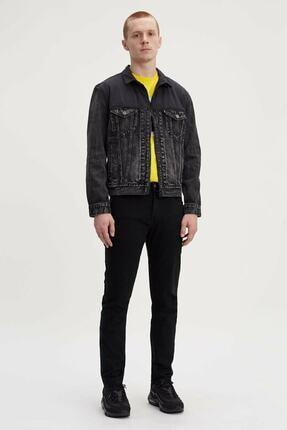 Levi's Erkek Siyah 512 Slim Taper Fit Jean Pantolon 28833-0013 0
