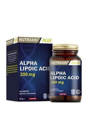 Nutraxin Alpha Lipoic Acid 200 Mg 60 Tablet 0
