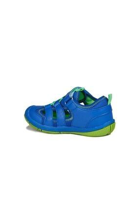 Vicco Unisex Çocuk Saks Mavi Sunny Sandalet 3