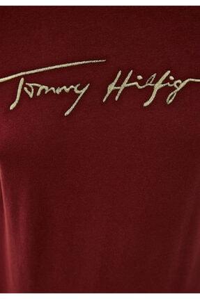 Tommy Hilfiger Icon Işlemeli Kadın Tshirt 1