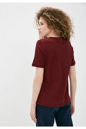 Tommy Hilfiger Icon Işlemeli Kadın Tshirt 2