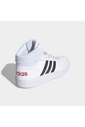 adidas Fy8616 Hoops 2.0 Mıd Günlük Spor Ayakkabı 2
